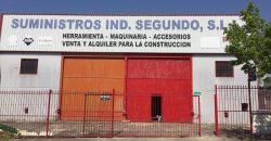 NAVE INDUSTRIAL EN MALPARTIDA DE CÁCERES