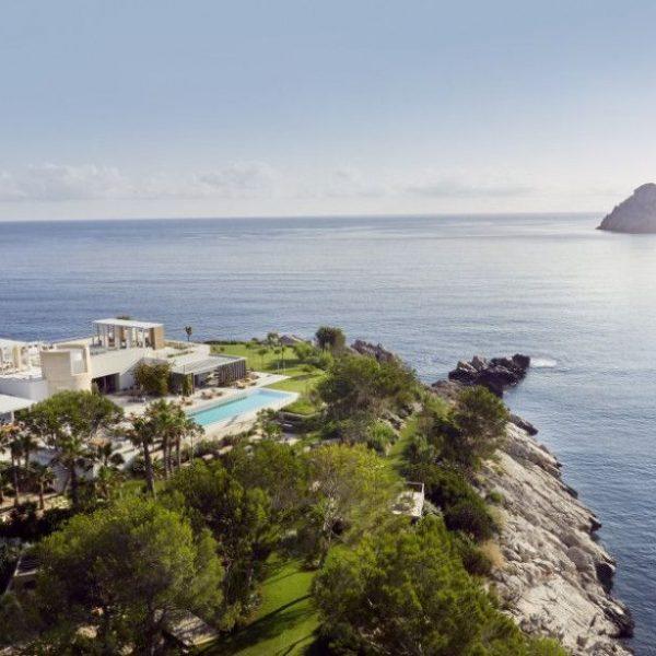 La mejor villa de Europa está en Ibiza.